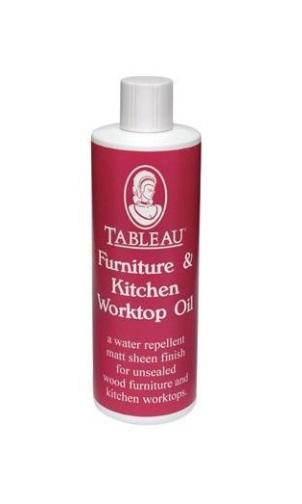 TABLEAU Olej na ošetření dřeva v kuchyni